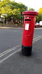 Photo of The Iconic British Post Box