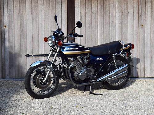 Kawasaki Z1B 900 (1975)