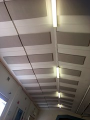 SerenityLite Ceiling Panels in Hall