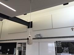 SerenityLite Acoustic Panels reduce noise in Art room