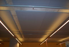 SerenityLite Ceiling Panels in Classrooms