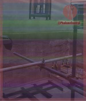 Phalanx Control Twitter Feed - Construction Updates