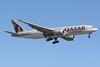 A7-BFB Qatar Cargo Boeing 777-FDZ