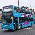 Arriva North East 7635: YJ61OBH