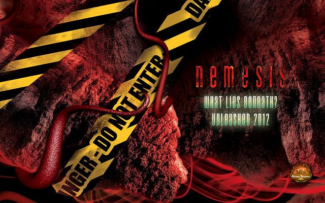Nemesis Sub Terra- What Lies Beneath - Unleashed 2012