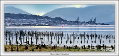 Photo of River Clyde Waterfront, Scotland.