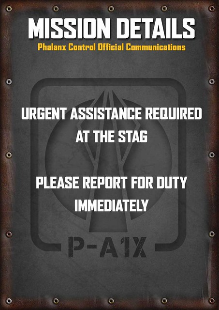Phalanx Control Twitter Feed - The Stag