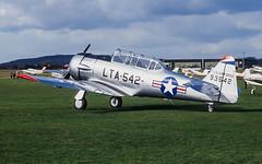 Photo of CCF AT-16 Harvard IV G-BRLV / 93542