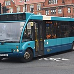 Arriva North East 2806: YK08ERZ