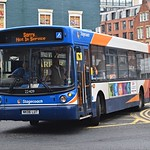 Stagecoach in Newcastle 22409: NK06LUT