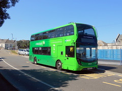 Photo of First Kernow, 33312 (WK18 CGU)