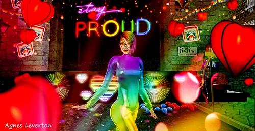 HACHA SL Pride ♥love is love♥ v2