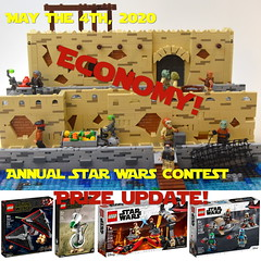 May 4th Contest Update