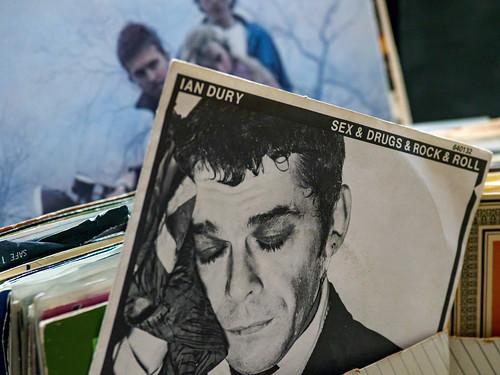 Sex & drugs & rock & roll, Ian Dury