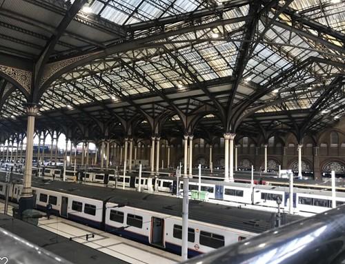Liverpool Street Station film location