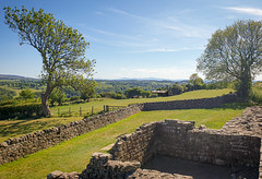 Photo of Lake District Fells From Banks E Turret, Hadrian's Wall