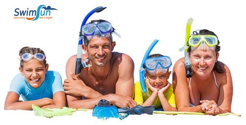 Prescription Swimming Goggles image