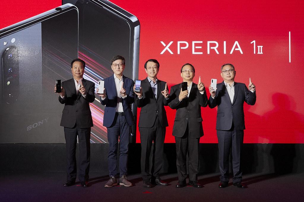 圖說、Sony Mobile首款5G手機Xperia 1 II為速度而生,0604正式在台亮相!(3)
