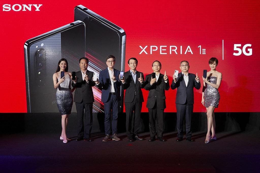 圖說、Sony Mobile首款5G手機Xperia 1 II為速度而生,0604正式在台亮相!(4)
