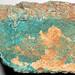 Malachite (near old copper mine, Salina Canyon, Sevier County, Utah, USA) 1