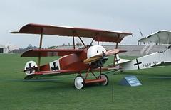 Photo of BAPC-139 Fokker Dr.1 replica