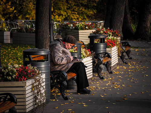 Autumn in Moscow, #14