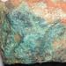 Malachite (near old copper mine, Salina Canyon, Sevier County, Utah, USA) 5