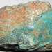 Malachite (near old copper mine, Salina Canyon, Sevier County, Utah, USA) 2