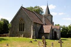 Photo of St Leonard's Church, Chelsham | Farleigh Circular Walk-3