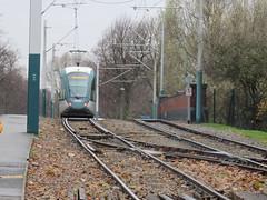 Photo of NET Tram in Nottingham