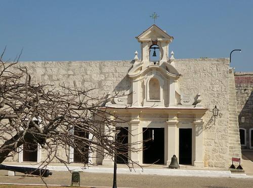 Havana - La Cabaña Chapel
