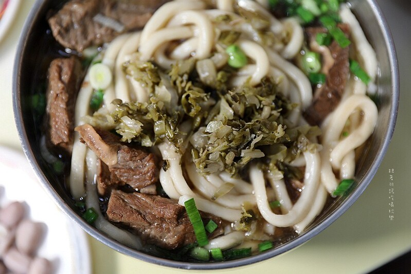劉山東牛肉麵2019台北米其林必比登餐廳62