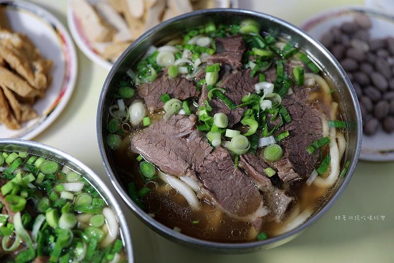 劉山東牛肉麵2019台北米其林必比登餐廳31