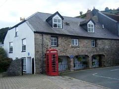 Photo of Building in Dartmouth, close to River Dart.