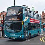 Arriva North East 7485: LJ51DJD