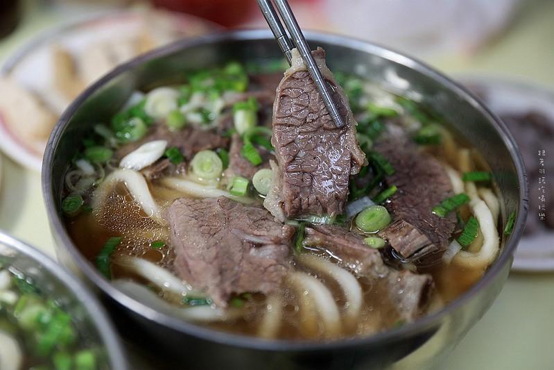 劉山東牛肉麵2019台北米其林必比登餐廳49