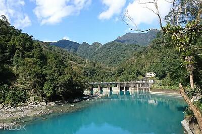 (圖3)位於新北市烏來的內洞國家森林遊樂區,是台北近郊的人氣景點