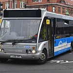 Arriva North East 2825: YJ08XBE