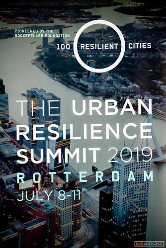 100 resilient cities 2019