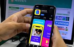 """06.06.20. Auxílio 'Nossa Merenda' será pago pelo aplicativo """"Carteira bB"""""""