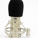 Music Master studio condenser vocal broadcast microphone