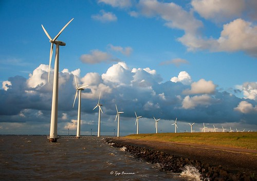 Ijsselmeerdijk Lelystad