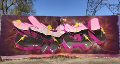 Photo of Lockdown Graffiti