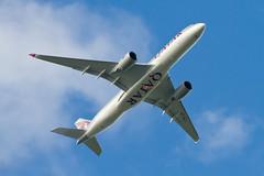 Qatar A350 @ HEL