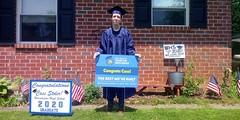 2020 Seniors Graduation Parade