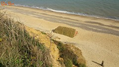 Photo of > Possible WWII Structure associated with Coastal Battery, The Beach, Covehithe [TM-529 818]