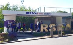 Season 2019-2020: June 06, 2020 RSCA Belfius Academy