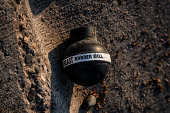 Defense Technology Rubber Ball Blast Grenade - Minneapolis Police