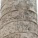 Column of Trajan, Romans build fort (65); Romans in testudo formation attack Dacians (scene 71); Dacian families after Decebalus surrenders (scene 76)