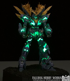 RG Unicorn Gundam 02 Banshee Norn (Lighting Model) 20 by Judson Weinsheimer